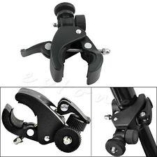 1Pc Bicycle Bike Handlebar Mount 1/4 Screw Clamp Bracket Tripod For Camera DV