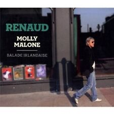 Renaud-MOLLY MALONE-BALADE IRLANDAISE Limited Edition CD French pop NEUF