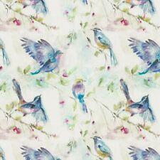 Decorazione Nuovo di Zecca Viaggio Primavera VOLO Birds tessuto! 100% cotone. in MAGAZZINO!!!