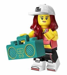 LEGO Minifigures Series 20 (71027) - Breakdancer