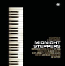 Various Artists-Midnight Steppers  (UK IMPORT)  CD / Box Set NEW