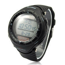 Solar Power Watch Multifunction Digital Water Resistant Sport Design - New