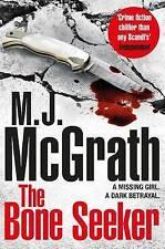 The Bone Seeker (The Edie Kiglatuk Arctic Crime Series), New, McGrath, M. J. Boo