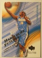 2003-04 UPPER DECK HARDCOURT FUTURES #130 CARMELO ANTHONY!!!! (RC) RARE!!!!