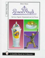 Rosenthal : Dining Services, Figurines, Ornaments and Art Objects, Hardcover ...