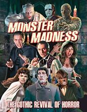 Monster Madness: Gothic Revival of Horror [New DVD]