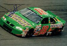 Bobby LABONTE SIGNED 12x8 Photo AFTAL Autograph COA NASCAR Pontiac Driver