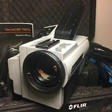 FLIR PM575 ThermaCam 320 x 240 Infrared Thermal Imaging Camera - Must See!