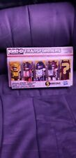 Transformers Hasbro Kre-O Kreon Ultimate Collection A4642 OPEN PACKAGE SEE PICS