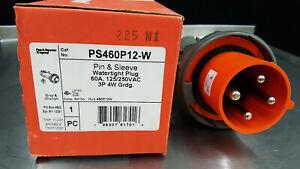 PASS & SEYMOUR LEGRAND PS460P12-W WATERTIGHT PLUG