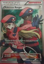 Pokemon TCG XY STEAM SIEGE : POKEMON RANGER FULL ART 113/114