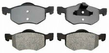 Brake Pads Set-Professional Grade Semi-Metallic Parts Plus by Raybestos PPB843M
