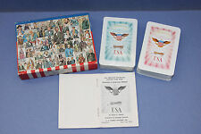 The American Historical Playing Card Deck - Portraits in American History
