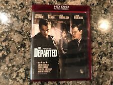 The Departed HD DVD! 2006 Crime Drama! See) The Town & Internal Affairs