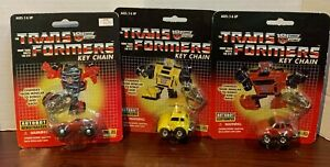 Transformers Reissue lot Bumblebee Windcharger Cliffjumper SEALED 2001