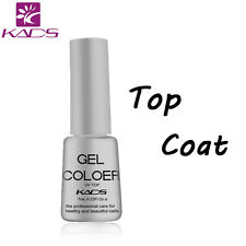 KADS Nail Gel Top Coat Top it off Long Lasting Nail Gel Nails UV Gel Polish