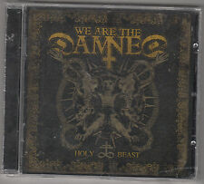 WE ARE THE DAMNED - holy beast CD