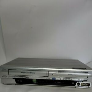 Funai SV2000 WV20V6 VCR DVD Combo Recorder DVD , VHS doesn't work for parts only