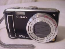 PANASONIC LUMIX DMC-TZ5 DIGITAL CAMERA - NO BATTERY OR CHARGER
