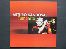 Arturo Sandoval - Tumbaito (CD, 6 tracks, NEW & Factory Sealed )