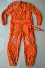 Retired Naval Fly shark Fighter F-15 Pilot Partial Pressure Anti G Suit DC-6