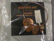 Bracelet Rose Gold Nwt $38 Alex and Ani Calavera Skull Bangle