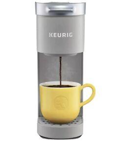 Keurig K Mini Plus Single Serve Coffee Maker Studio Gray-used