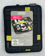 """CPGCS COCOON 9.1"""" x 7.6"""" Grid-It Organizer for pen, notepad, cellphone, charger"""