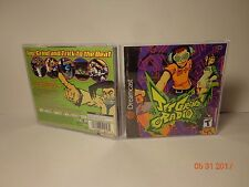 Jet Grind Radio (Sega Dreamcast, 2000) Complete Tested Works