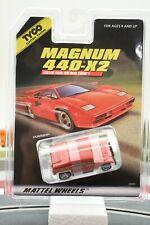 TYCO MAGNUM 440-X2 SLOT CARS 1//EA 33584 1//EA 33895 HUMMER HOT WHEELS G-PRIX
