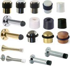 Quality Door Stopper Gold/Silver/Buffer/Rubber/Brass/Large/Long/Chrome Doorstop