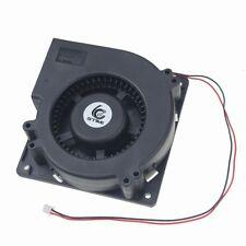 Ball Bearing 12cm 120mm 32mm 12V Brushless Blower Centrifugal Turbo Cooling Fan