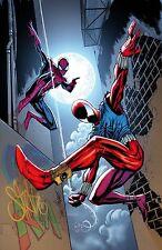 BEN REILLY SCARLET SPIDER #1 1:15 J SCOTT CAMPBELL VARIANT COVER
