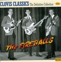 The Fireballs - Clovis Classic-The Definitive Collection [New CD] UK - Import