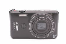 Nikon Coolpix S6900 16.0MP Fotocamera digitale - Nero