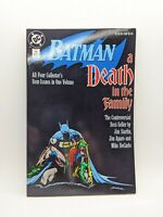Batman A Death in the Family TPB, Joker, Robin, 1st Printing, 9.2 NM-, 1988 DC
