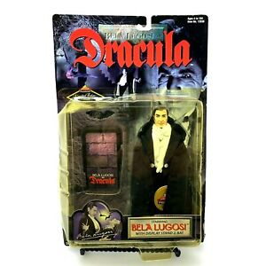 "1998 Universal Monsters Dracula Bela Lugosi 7"" Action Figure | Exclusive Premier"