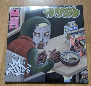 MF DOOM MM..FOOD Vinyl (2×LP, Limited Coloured) Green and pink vinyl  Madlib Hip