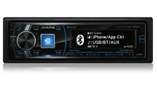Alpine CDE-148EBT CD Receiver with Advanced Bluetooth/USB/AUX