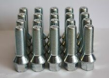 20 X M14 X 1.5 55MM LONG EXTENDED ALLOY WHEEL BOLTS FIT VW PHAETON POLO SCIROCCO