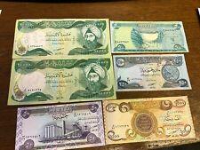 21,800 IRAQI DINARS (10000 & Smaller Denomination Notes Mix) Iraq Dinar IQD Lot