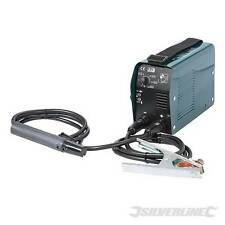 Silverline 100A MMA / TIG INVERTER ARC Welder KIT (846386)