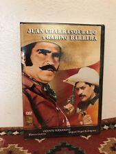 Juan Charrasqueado - Gabino Barrera (DVD )