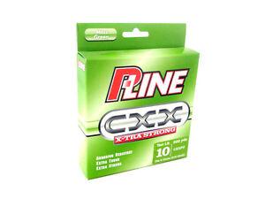 PLINE CXX X-TRA STRONG COPOLYMER LINE 4 6 8 10 12 15 20 25 30 LB SELECT SIZE