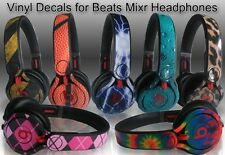 Choose Any 1 Vinyl Skin for Monster Beats Mixr by Dr. Dre - Free U.S. Shipping