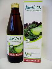 Bio Aloe Vera Succo di verdure fresche 99,8% - 330 ml