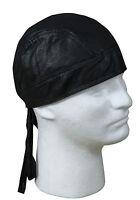 Headwraps -  Cotton Fitted Bandana Do-Rags Biker Doo Rag Skully Helmet Liners