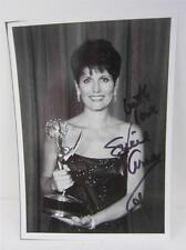 Lucie Arnaz Signed Photograph 1993 Emmy Award  COA See Video Lucille Ball Lucy