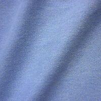 Light Blue 100% Cotton 8oz Washed Denim Fabric *Per Metre