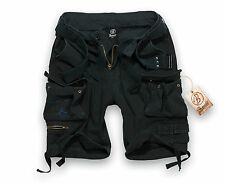 BRANDIT Savage Vintage Gladiator Bermuda Cargo Short - Army Style Shorts bis 7XL